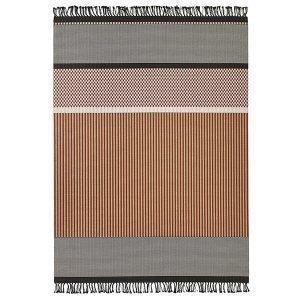Woodnotes San Francisco Paperinarumatto Punaruskea Kitti 80x200 Cm