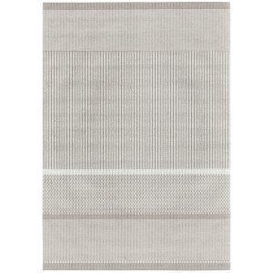 Woodnotes San Francisco Paperinarumatto Valkoinen Kitti 170x240 Cm