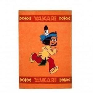 Yakari Lasten Matto Hiawatha 120x180 Cm