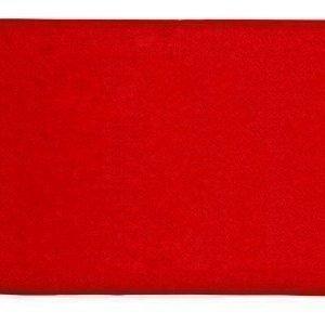 Zone Denmark Confetti Kylpyhuoneenmatto Punainen 80x50 cm