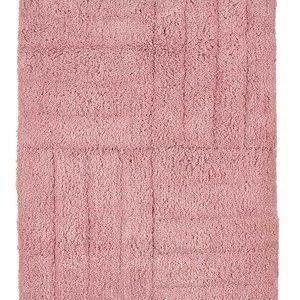 Zone Denmark Kylpyhuoneenmatto Rosa 80x50 cm