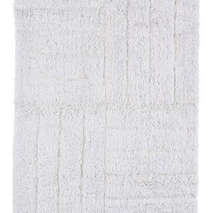 Zone Denmark Kylpyhuoneenmatto Valkoinen 80x50 cm