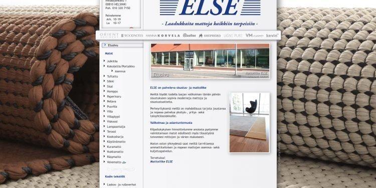 Mattoliike ELSE Oy